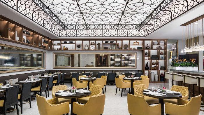 St Regis Restaurant in Macau