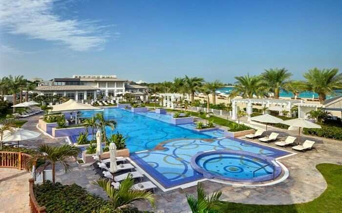 The St. Regis Abu Dhabi - Unmatchable views around