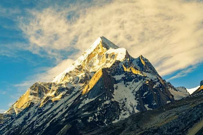 Try Mountaineering uttarkashi