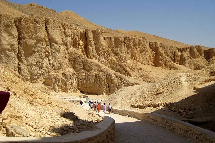 Valley of Kings, Luxor egypt