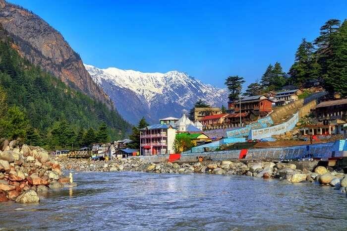 Visit Gangotri - The Scenic Char Dham uttarkashi