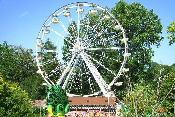 Waldameer Park and Water World
