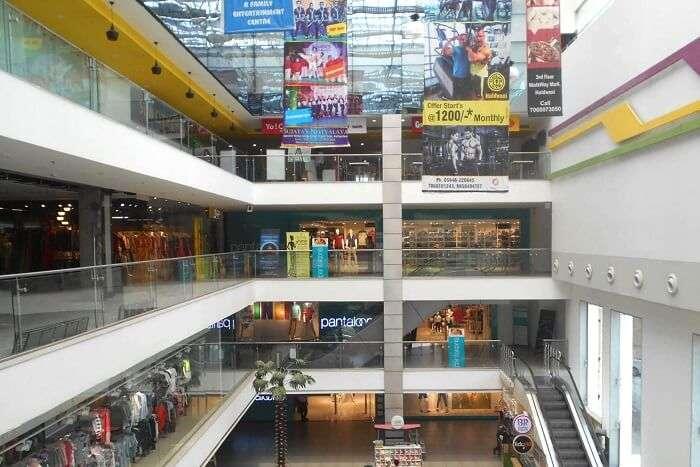 Walkway Mall haldwani