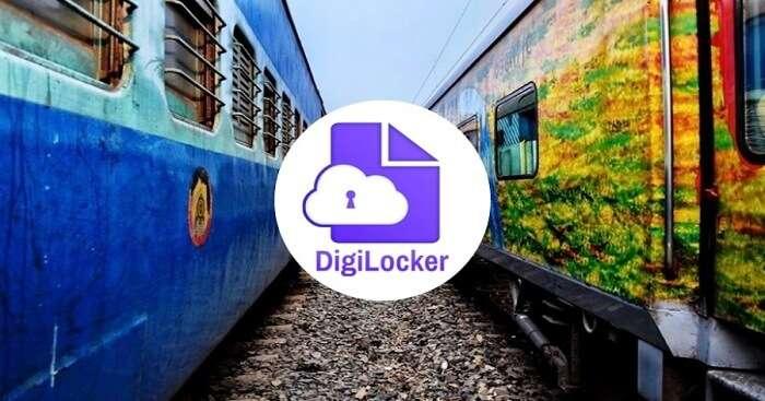 Indian Railways Digilocker