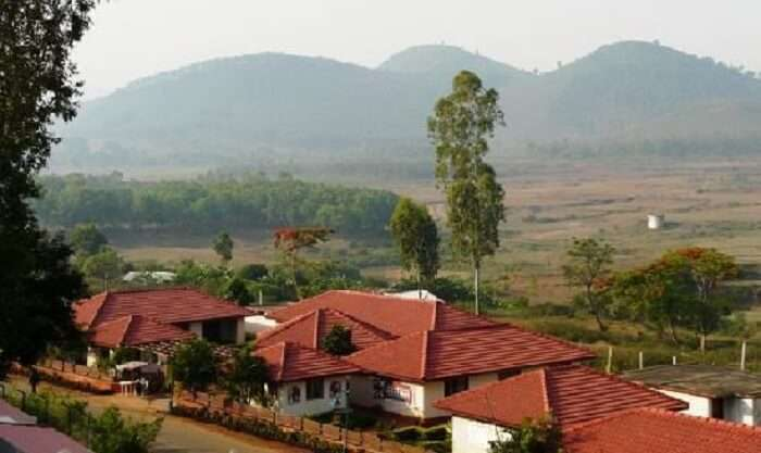 Hill Park Resort in Araku