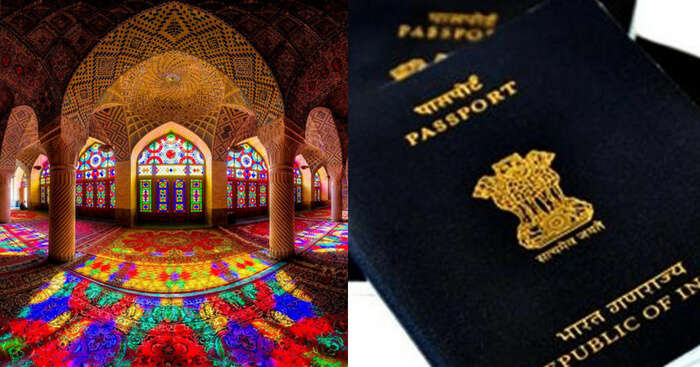 Visa on arrival for Indians in Iran