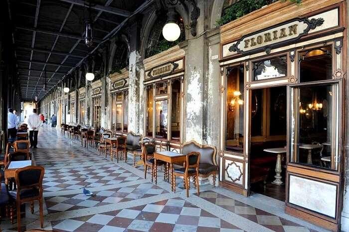 Caffe Florian, Venice
