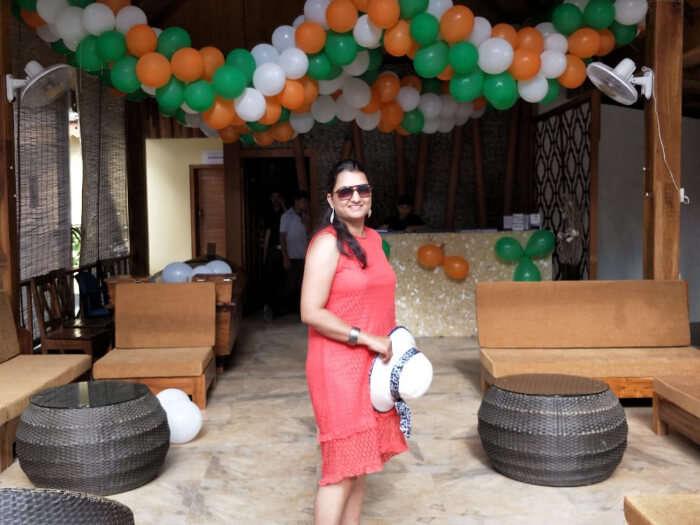 celebration at resort