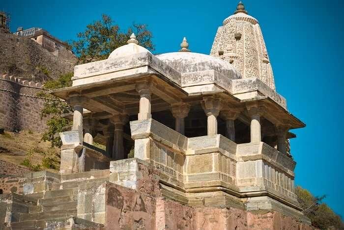 charbhuja temple nathdwara