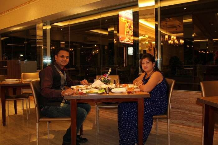candle light dinner in bali
