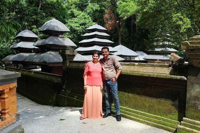 Taman Ayun Temple visit