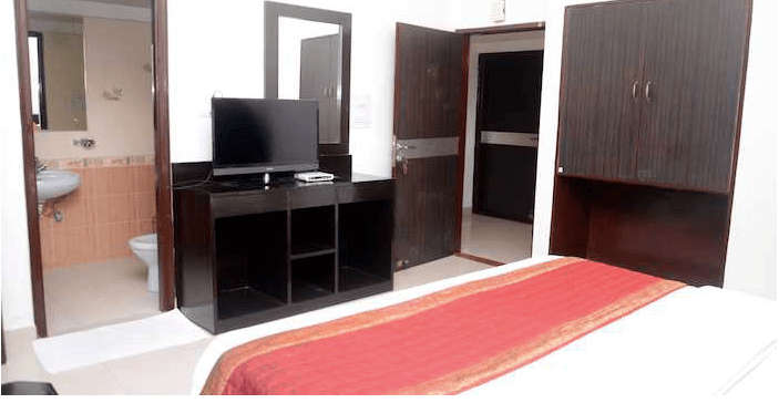 the homestay offers basic amenities