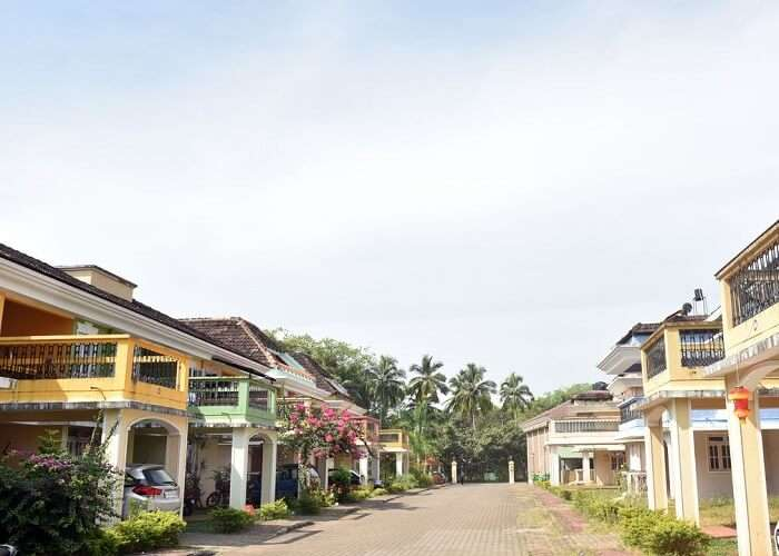 villas in south goa