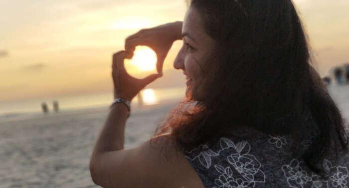 havelock island sunset