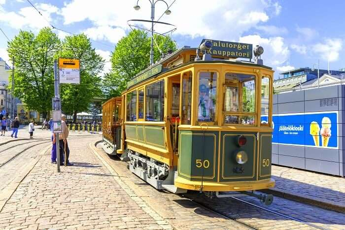 enjoy these tram rides on summer weekends