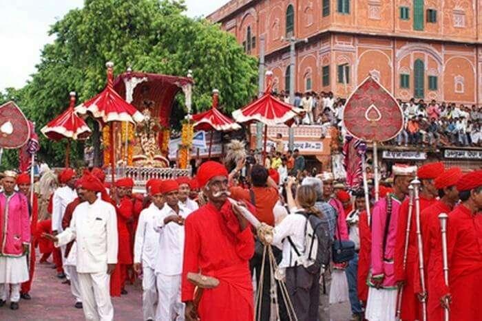 importance of teej festival