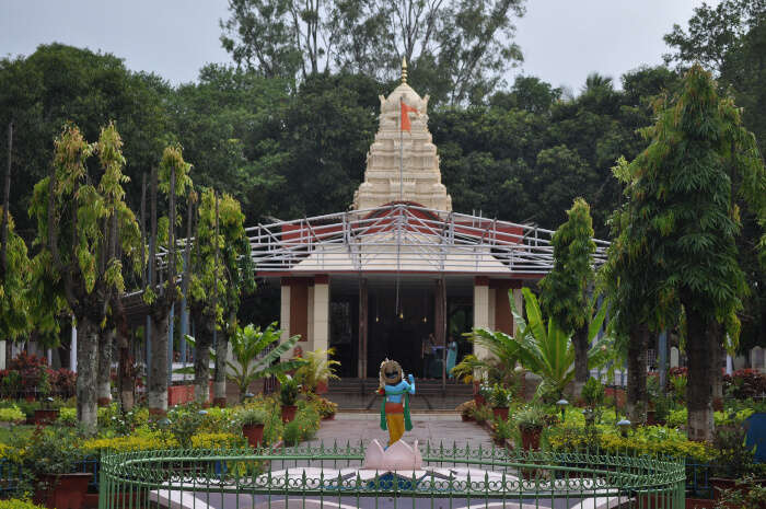 one of the oldest and most renowned temples in Belgaum