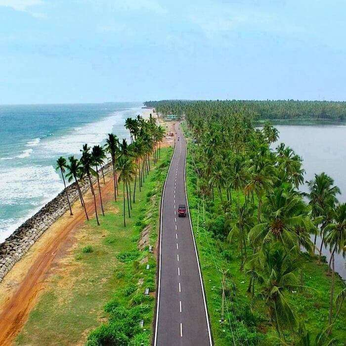 Maravanthe Road