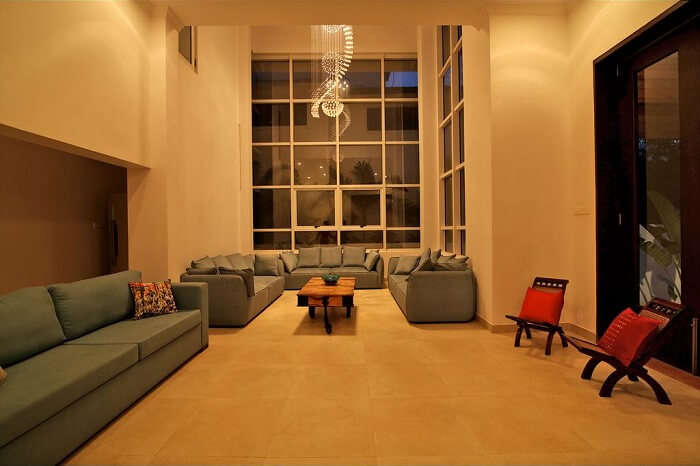 greek interiors of meraki villa