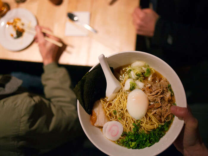 Momofuku offers the best of Asian cuisine
