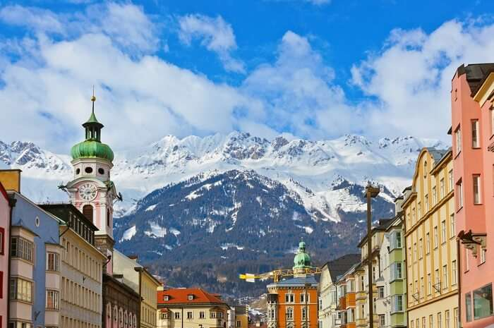 the Folks Art Museum give you a look at Innsbruck's history