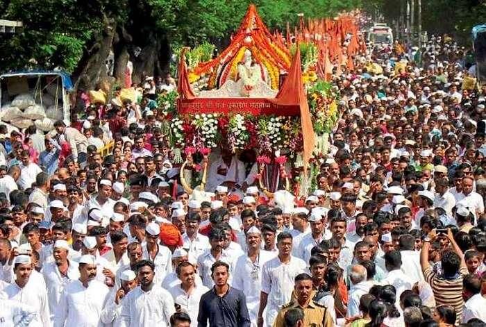 palkhi festival