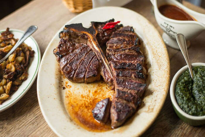 place is a meat-eaters delight