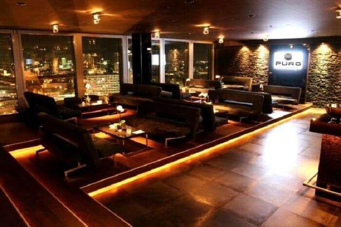 puro lounge and restaurant