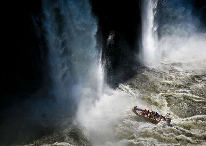 rafting in Iguazu