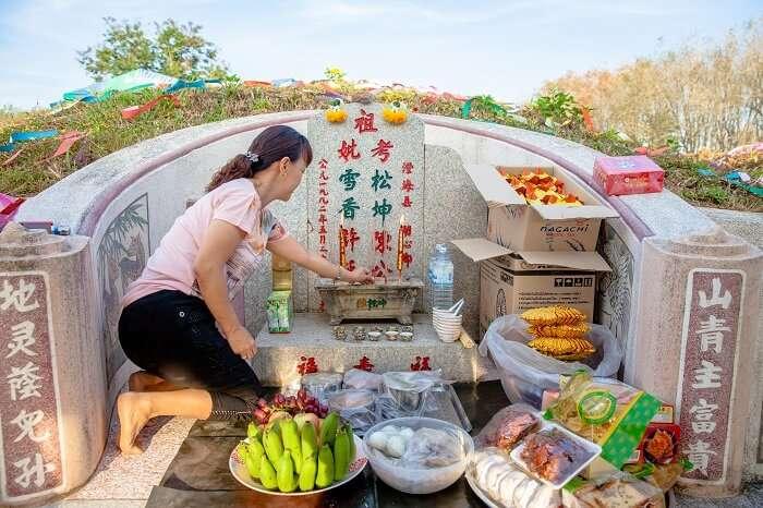 Qingming Festival China