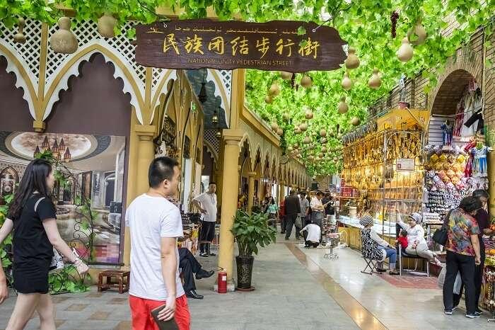 Kashgar's Sunday Market China