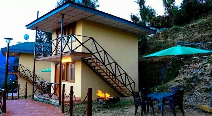 sitapur village resort mashobra