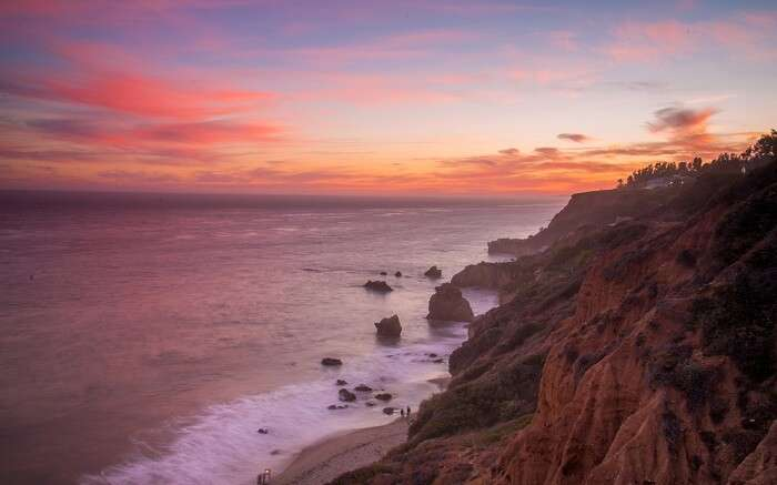 the beautiful El Matador State Beach