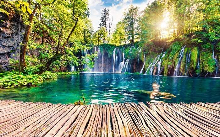 Hot Natural Springs Croatia
