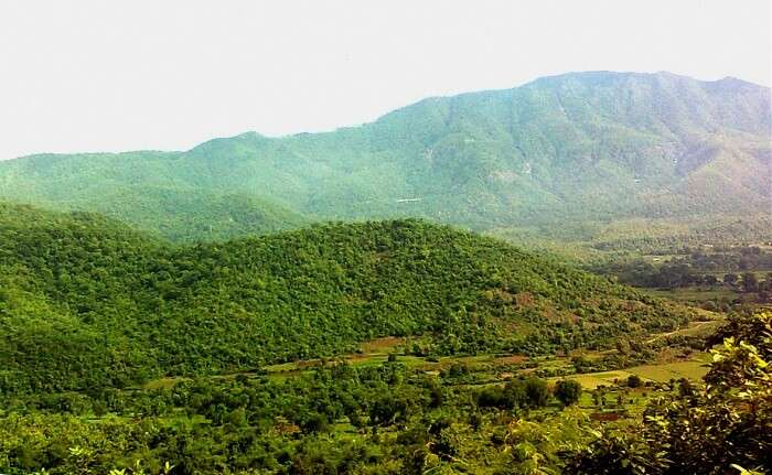 about Araku Valley