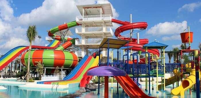 Splash Water Park Bali