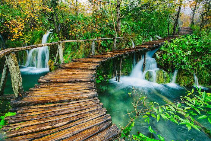 Beautiful Croatia Lakes
