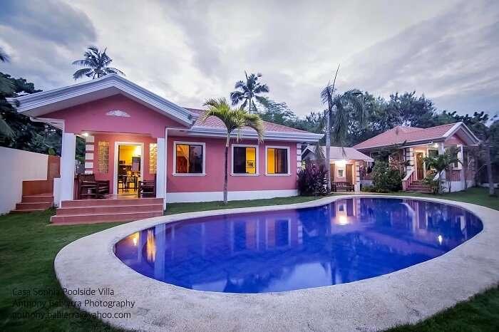 Casa Sophia Poolside Villa