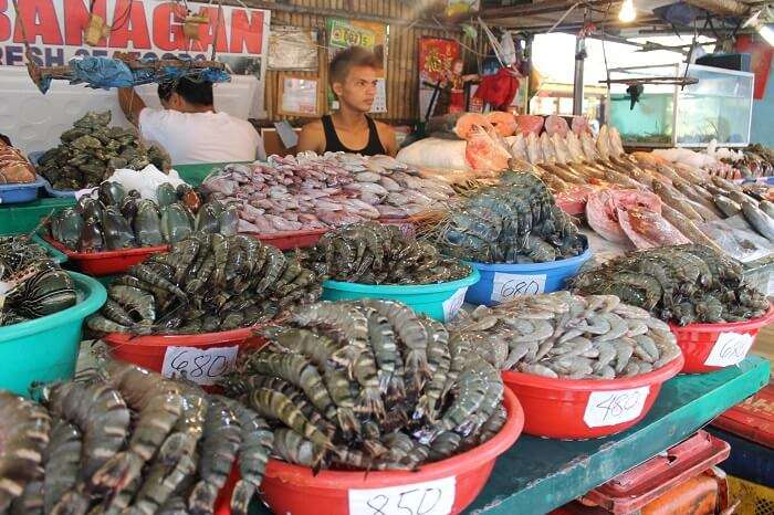Pasay Seafood Market