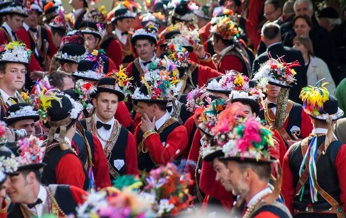 Maskare Festival Croatia