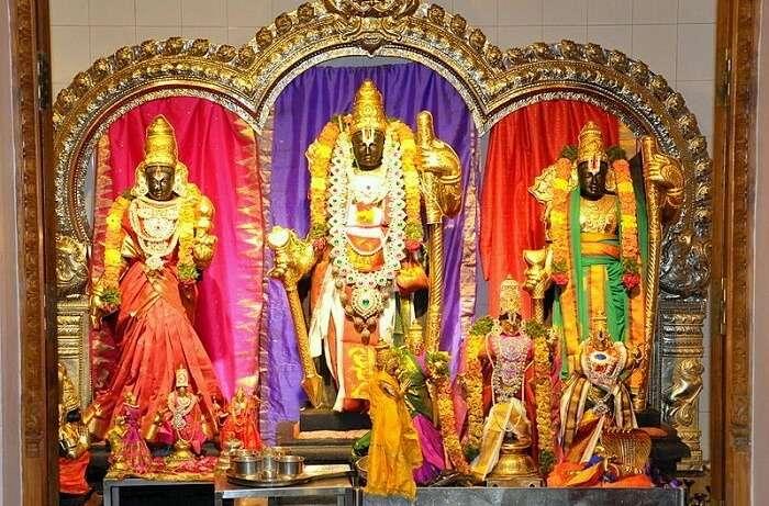 Sree Rama Temple Singapore
