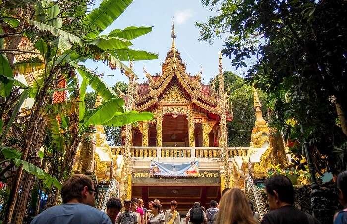 About Wat Phra That Doi Suthep