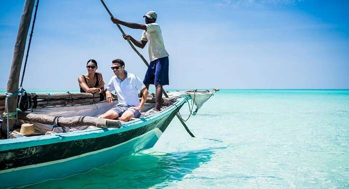 Traditional Dhow boat ride