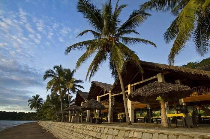 best family resort in Madagascar