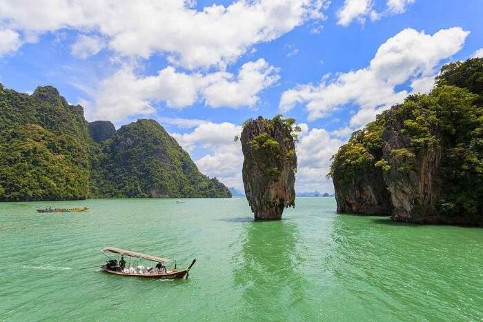 most famous national parks in Thailand