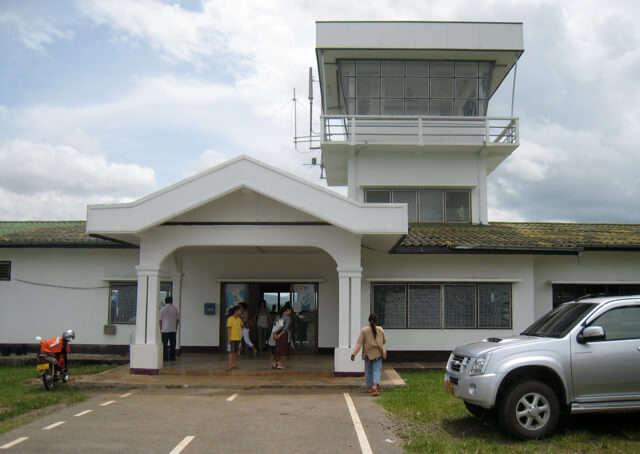 Ban Huoeisay Airport