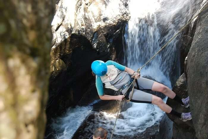 Basic And Extreme Canyoning