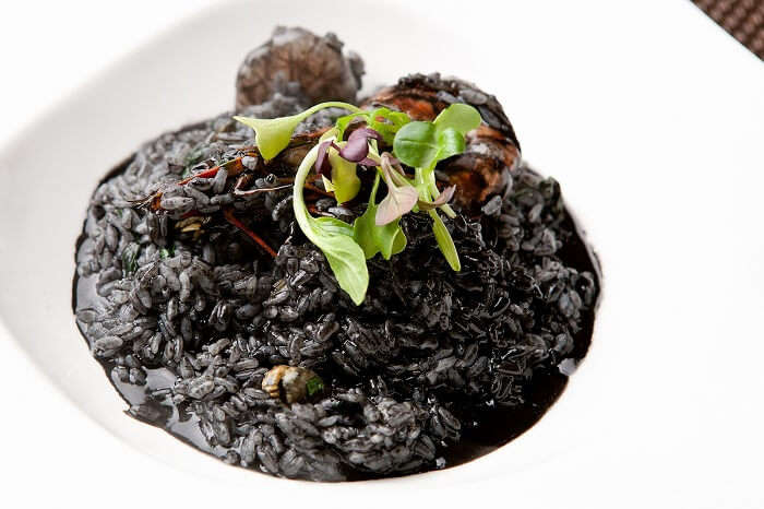 Black Risotto croatia