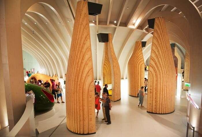 fascinating museum