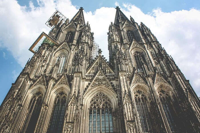 the iconic & beautiful Cologne Cathedral